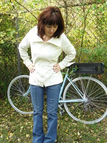 minoru jacket & bikey