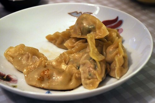 Anne's Food: Chicken Ginger Dumplings