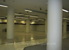 Basement, empty space 1