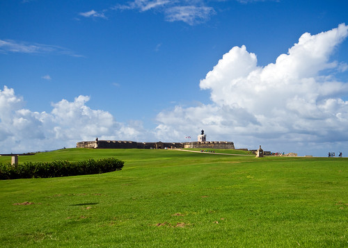 Fort San Felipe del Morro I