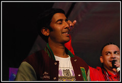 "Jags Klimax & Nihal [LONDON MELA 2011] • <a style=""font-size:0.8em;"" href=""http://www.flickr.com/photos/44768625@N00/6355886647/"" target=""_blank"">View on Flickr</a>"