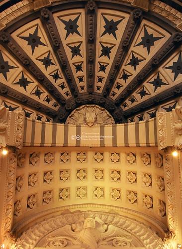 Bonjour Lyon~ 里昂。富維耶聖母教堂 Basilique Notre-Dame de Fourviere R1041801