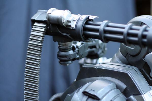 Warmachine half scale statue 6358798605_bf2a741334_z