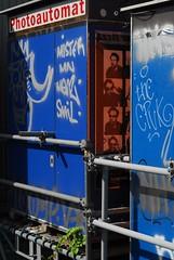 Photoautomat, Warschauer Straße, Berlin (Forest Pines) Tags: berlin germany deutschland photobooth fotoautomat photoautomat friedrichshein warschauerstrase