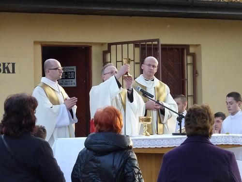 Wszystkich Świętych i Roraty 2011