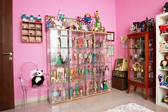 toy doll junk collections (girl enchanted) Tags: bear ikea toy toys doll dolls bears barbie shelf collection collections barbies shelves dollies dusted toyroom pinkroom expedit cleanedup dollroom dollyroom