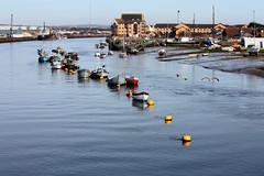 shoreham harbour (garageowns) Tags: landscape boats sussex marine industrial harbour buoys shoreham buoyant yearend12