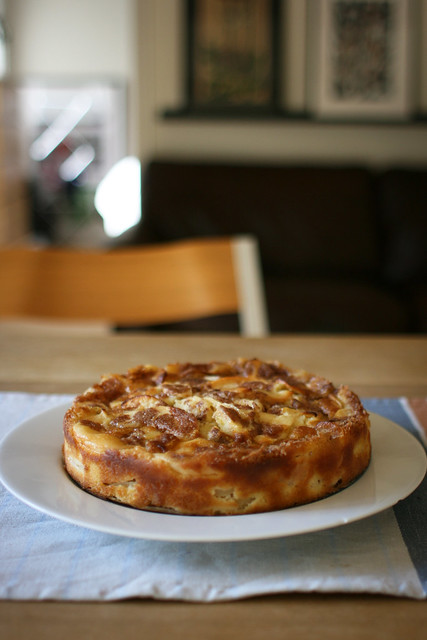 Jablecznik: Polish Apple Cake