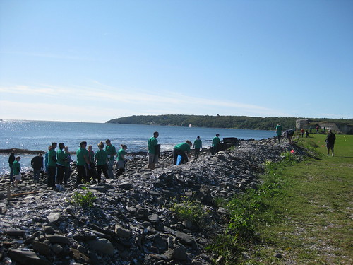 Great Canadian Shoreline Cleanup/Red Leaf Project - Halifax