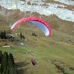 Paragliding Flims