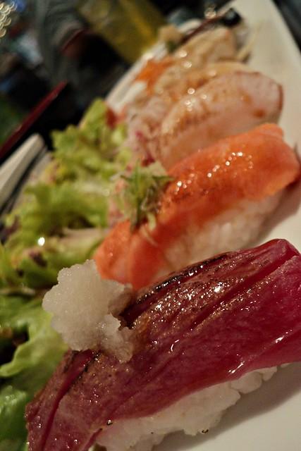 ABURI NIGIRI @ Fuji Restaurant