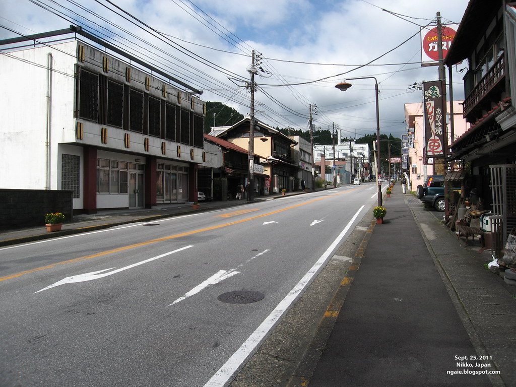 Town of Nikko