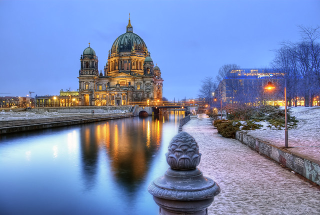 Berlin Cathedral – Germany