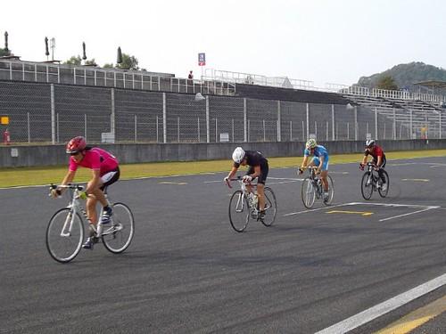 天満屋ハピータウンカップ2011 第20回サイクル耐久レース #9