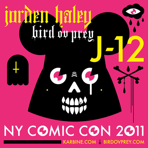 NY Comic Con 2011 by Jorden Haley