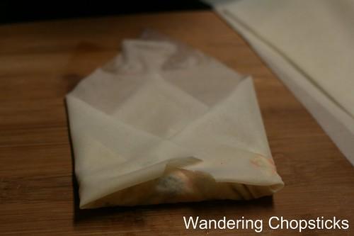 Cha Gio Chay (Vietnamese Vegetarian Egg Spring Rolls) 12