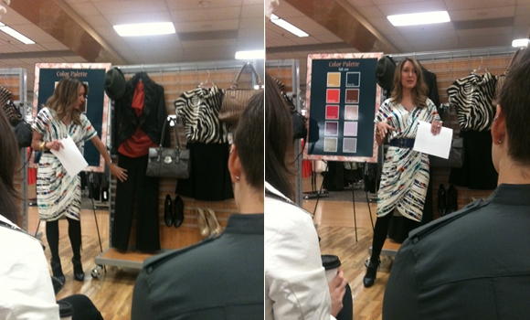 Alison Deyette shows us some fall trends.