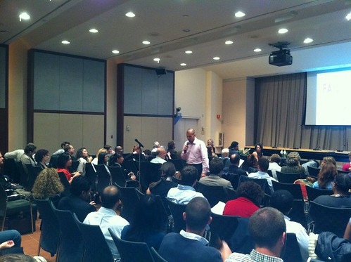 #FailFaireDC 2011 filled the World Bank auditorium
