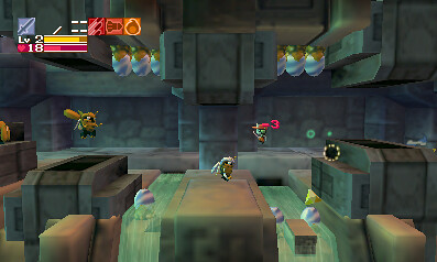 Cave Story 3D - Labyrinth 12