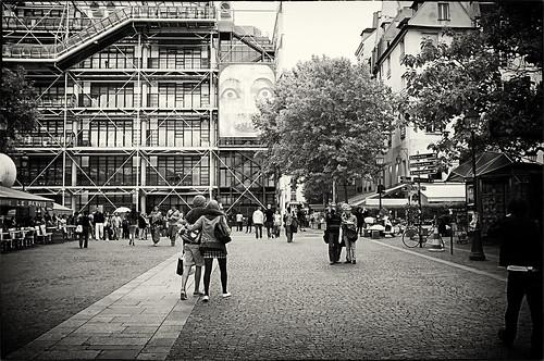 Les pavés de Beaubourg (5)