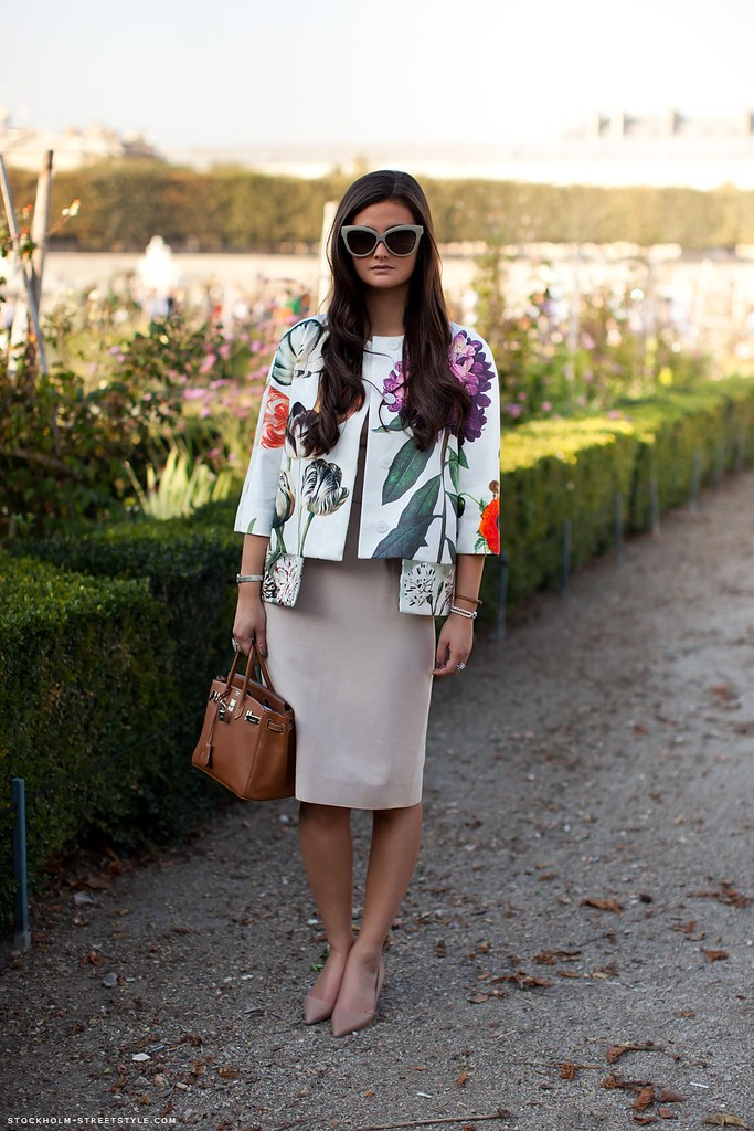 Peony Lim Stockholm Streetstyle Paris Fashionweek