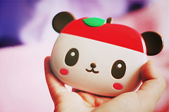 (SHIRAHOSH1) Tags: hello japanese dof kitty kawaii pandapple