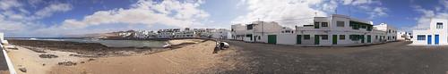 Caleta del Caballo, Teguise. Isla de Lanzarote