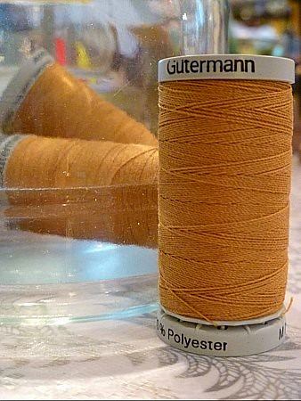 Gutermann Topstitching thread