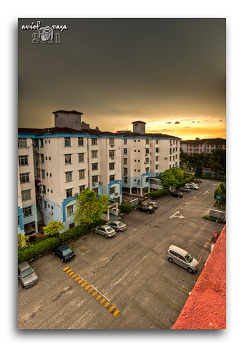 From My Apartment by Arief Rasa