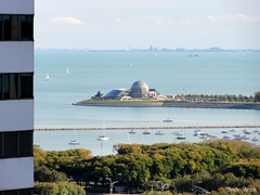 Adler Planetarium (Steven Vance) Tags: chicago downtown lakemichigan chicagoarchitecturefoundation alderplanetarium mdacityapartments openhousechicago