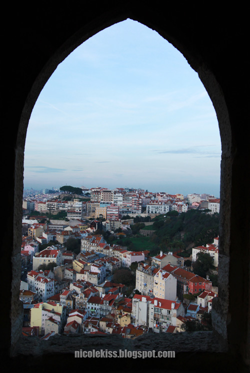 window to lisbon