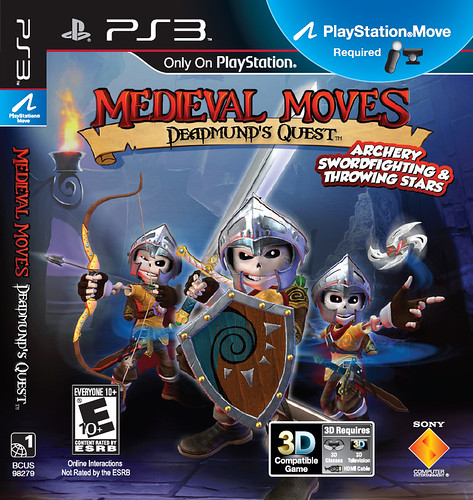 Medieval Moves box