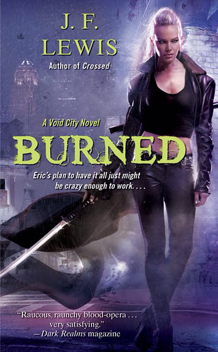 Burned: A Void City novel