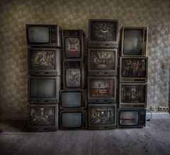 Room 322  ::         ( explore ) (andre govia.) Tags: building abandoned television buildings carpet hotel tv decay room andre creepy horror hotels tvs overlook derelict shining televisions securitycam govia