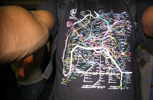 Métro T-shirt