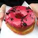 Hibiscus doughnut