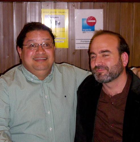 Con Ernesto