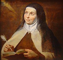 Rubens: St Teresa of Avila