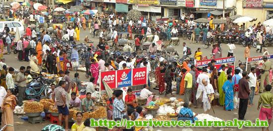 Kartika Month at Puri Badadanda ( Grand Road )