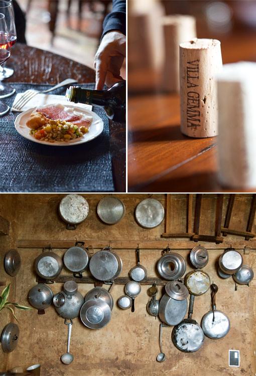 stanza cucina