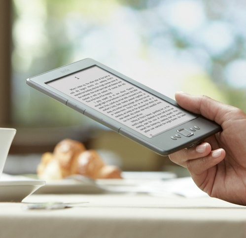 Kindle e-Reader with Wi-Fi, 6