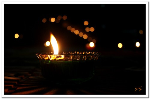 Wish you a Happy Diwali by Yogendra174