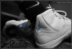 (Never Wear Them) Tags: air 11 columbia nike jordan allstar unc xi