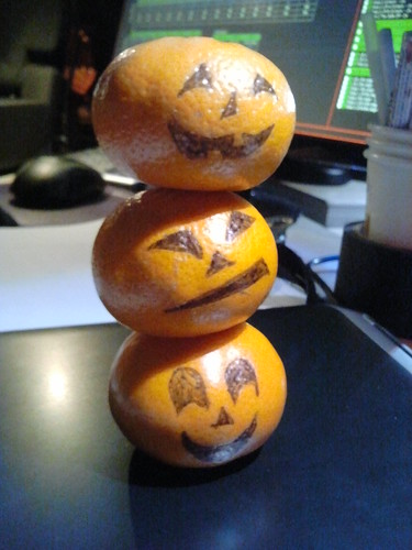 Halloween at Iris