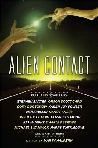 Alien Contact Kindle Edition