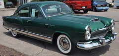 """Supercharged 1954 Kaiser Manhattan • <a style=""""font-size:0.8em;"""" href=""""http://www.flickr.com/photos/85572005@N00/6286473910/"""" target=""""_blank"""">View on Flickr</a>"""
