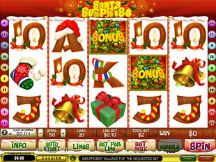 Santa Surprise slot game online review