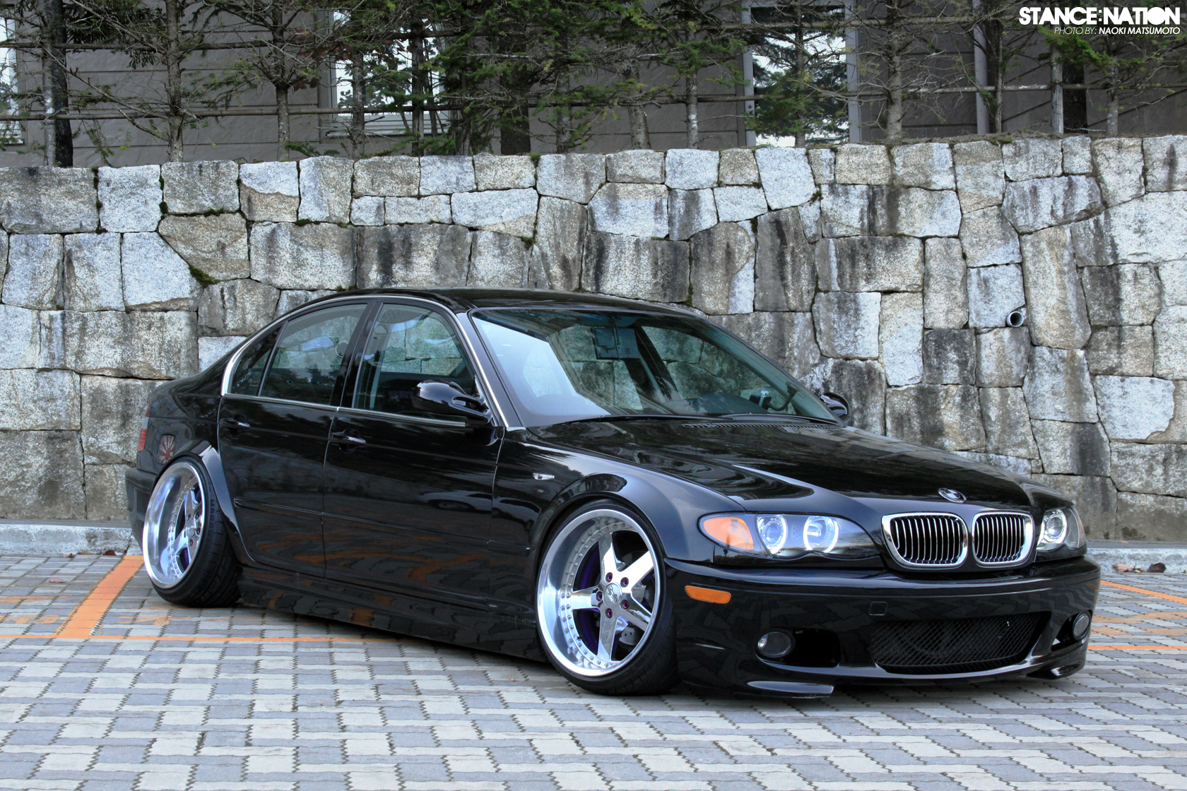 Not Your Typical E46 Stancenation Form Gt Function