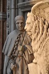 Doge e San Marco - Porta Carta