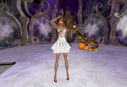 Azul - GG1110#2 Halloween 2 by Cherokeeh Asteria